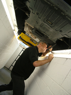 WB Mechanical Services MOT Inspections