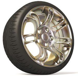 Custom Wheels Supplied
