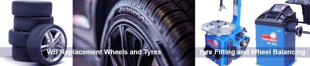 WB Mechanical Services - Replacement Wheels and Tyres