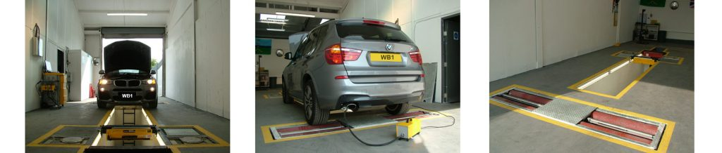 WB Mechanical Services MOT Testing Centre - Watson Court, Stafford
