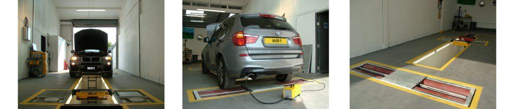 WB Mechanical Services MOT Testing Centre - Watson Court, Stafford